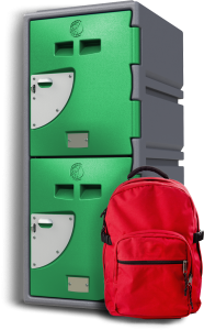 School Locker – 2 Door