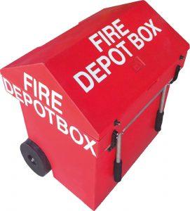 Underground Depot Box