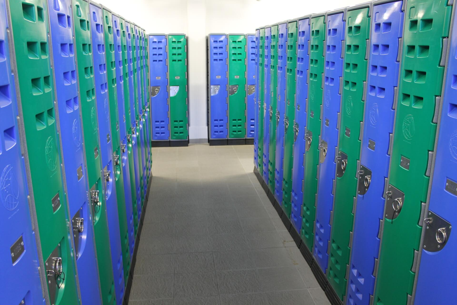 work locker factory